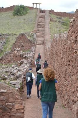 Arkeologiaprojektissa opit paljon historiasta