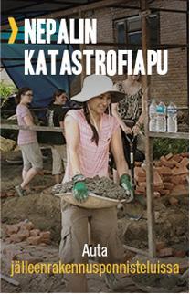 Nepalin Katastrofiapu