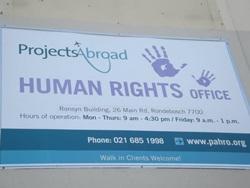 Juridik och Mänskliga Rättigheter