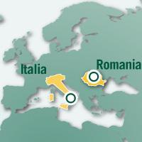 Östeuropa Map