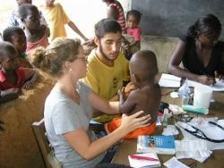 Gap Year HIV/Aids Volunteering Ghana