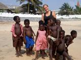 Ghana, Projects Abroad in Ghana - Volunteer on a Beach