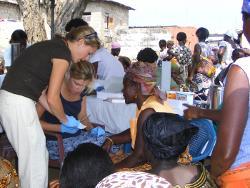 Volunteering HIV/Aids Ghana