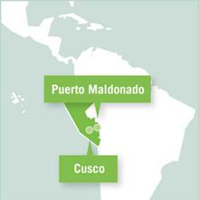 Peru Karta
