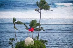 Vapaaehtoistyö toimintaterapeuttina Samoalla