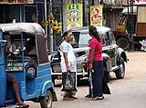 Sri Lanka, Projects Abroad in Sri Lanka - Street Scene