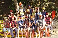 Sri Lanka, Projects Abroad in Sri Lanka - Volunteers on rafting trip